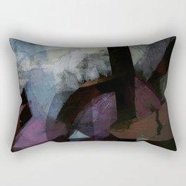 disquiet twenty four (i overcome) Rectangular Pillow