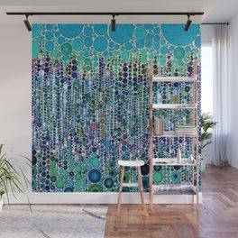 :: Blue Raspberry Martini :: Wall Mural