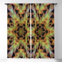 Zinnstern, 2460m Blackout Curtain