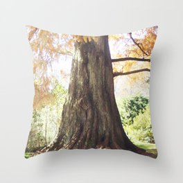 Old as the Trees Throw Pillow