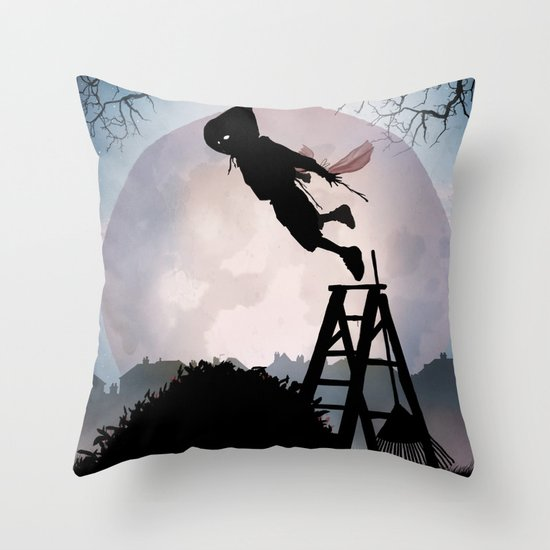 Ezio Kid Throw Pillow