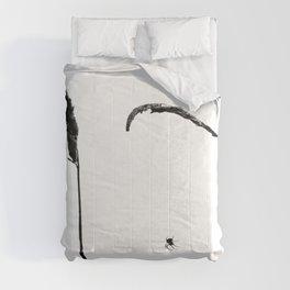 Just hanging arround Comforters