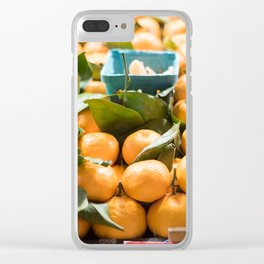 Pikes Market 12 Clear iPhone Case