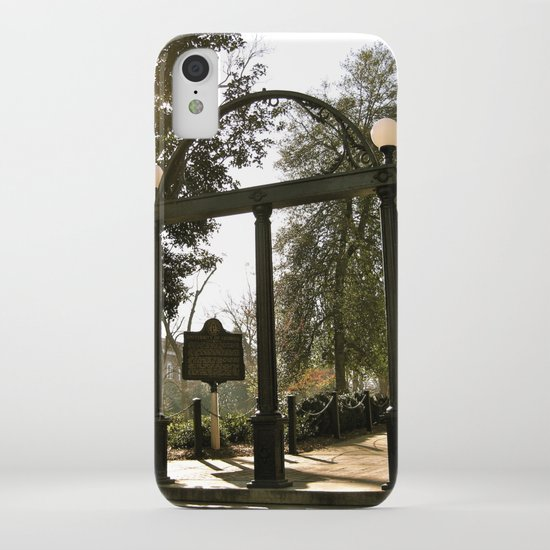 The Arch At Uga Iphone Case By Kelswal Society6