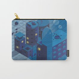 Sunken town Carry-All Pouch