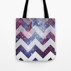 Infinite White Tote Bag