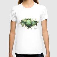 yoda T-shirts featuring Yoda by Rene Alberto