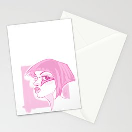 Bowie's Girl Stationery Cards