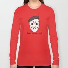 Psycho Killer Long Sleeve T-shirt