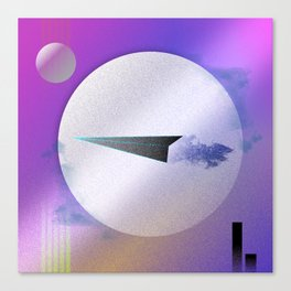 Too much to dream Canvas Print