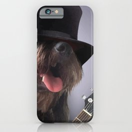 Rock Dawg iPhone Case