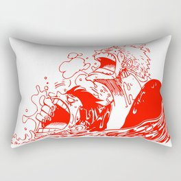True Friends Rectangular Pillow