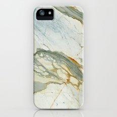 Classic Italian Marble Slim Case iPhone SE