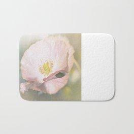 Light pink Flower Bath Mat