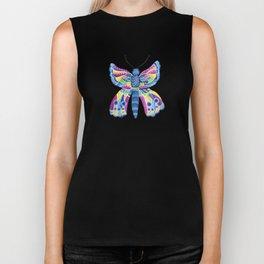 Butterfly I Biker Tank