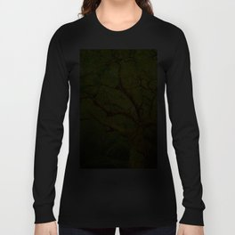 Golgotha Tree Long Sleeve T-shirt