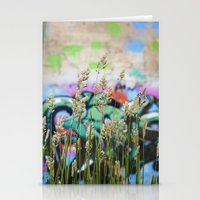 cycle Stationery Cards featuring Cycle by Calle de Rosa