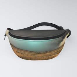 Jewel of the Plains - Storm in Texas Fanny Pack