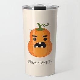 JERK-O-LANTERN Travel Mug