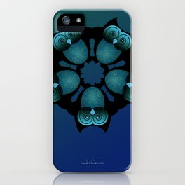 PARLIAMENT OF OWLS iPhone Case