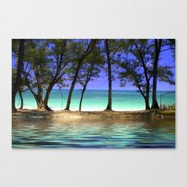 Paradise - Paradise Island, Bahamas Canvas Print
