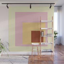 Color Ensemble No. 2 Wall Mural