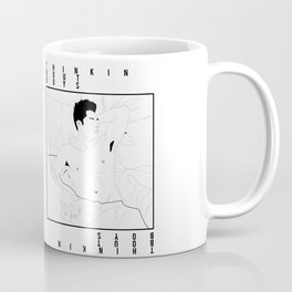Thinkin' Bout Boys Coffee Mug