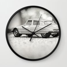 Julians Journey Wall Clock
