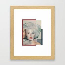The Skin I Love In Framed Art Print