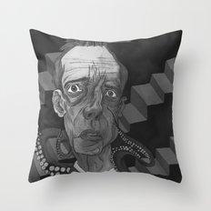 The Treasure of Abbot Thomas Throw Pillow