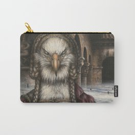 Great Spirit Rising Carry-All Pouch