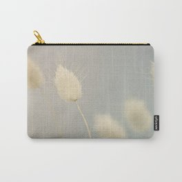 Beach florals Carry-All Pouch