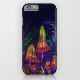 Happy Birthday Terence Mckenna iPhone Case
