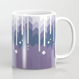 Mountains Abstract Coffee Mug