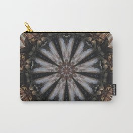 Earth Mandala Carry-All Pouch