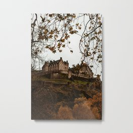 Edinburgh Castle I Metal Print