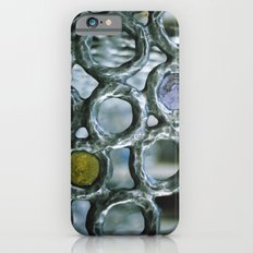 Bubbles on the Metro (detail) iPhone 6s Slim Case