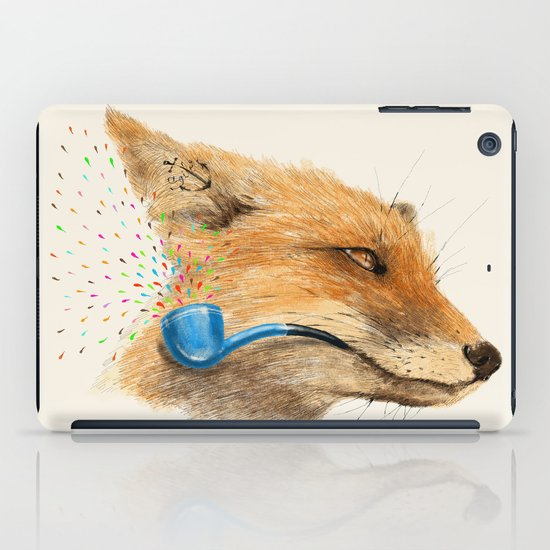 Fox V iPad Case