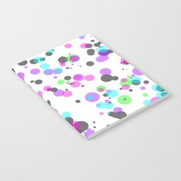 Lots a dots! Notebook