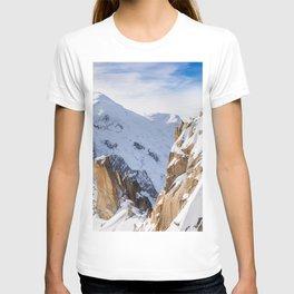 Mountain France Savoie T-shirt