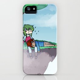 not a care iPhone Case