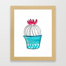 Cactus 94 Framed Art Print