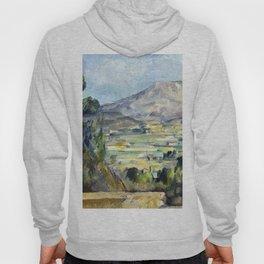 1890 - Paul Cezanne - Montagne Saint-Victoire Hoody