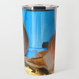 Days Gone By Travel Mug