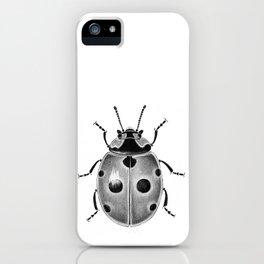 Beetle 03 iPhone Case