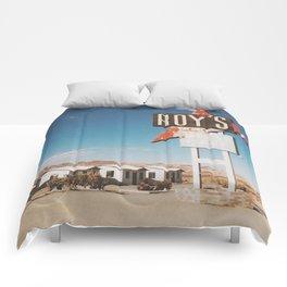 Roy's Motel Comforters