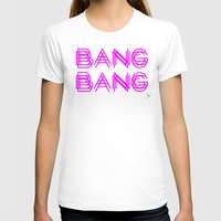 minaj T-shirts featuring BANG BANG by Joe Alexander