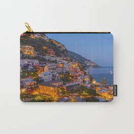 A Serene View of Amalfi Coast in Italy Carry-All Pouch