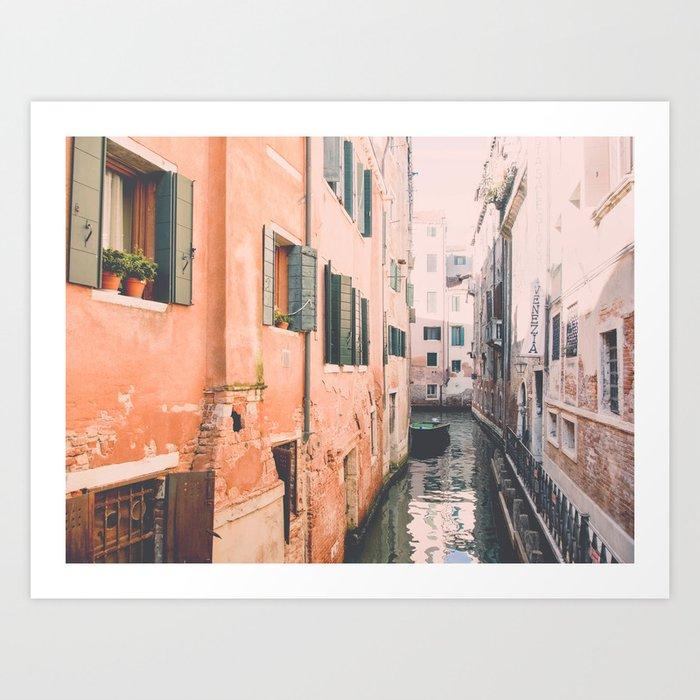 Venice I Art Print