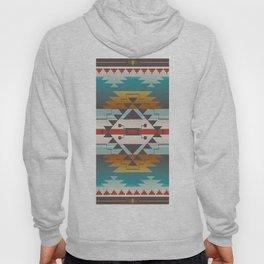 American Native Pattern No. 287 Hoody